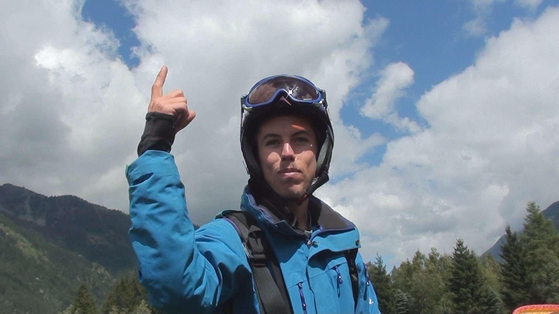 Le Vol libre dans le massif du Mont Blanc Image313