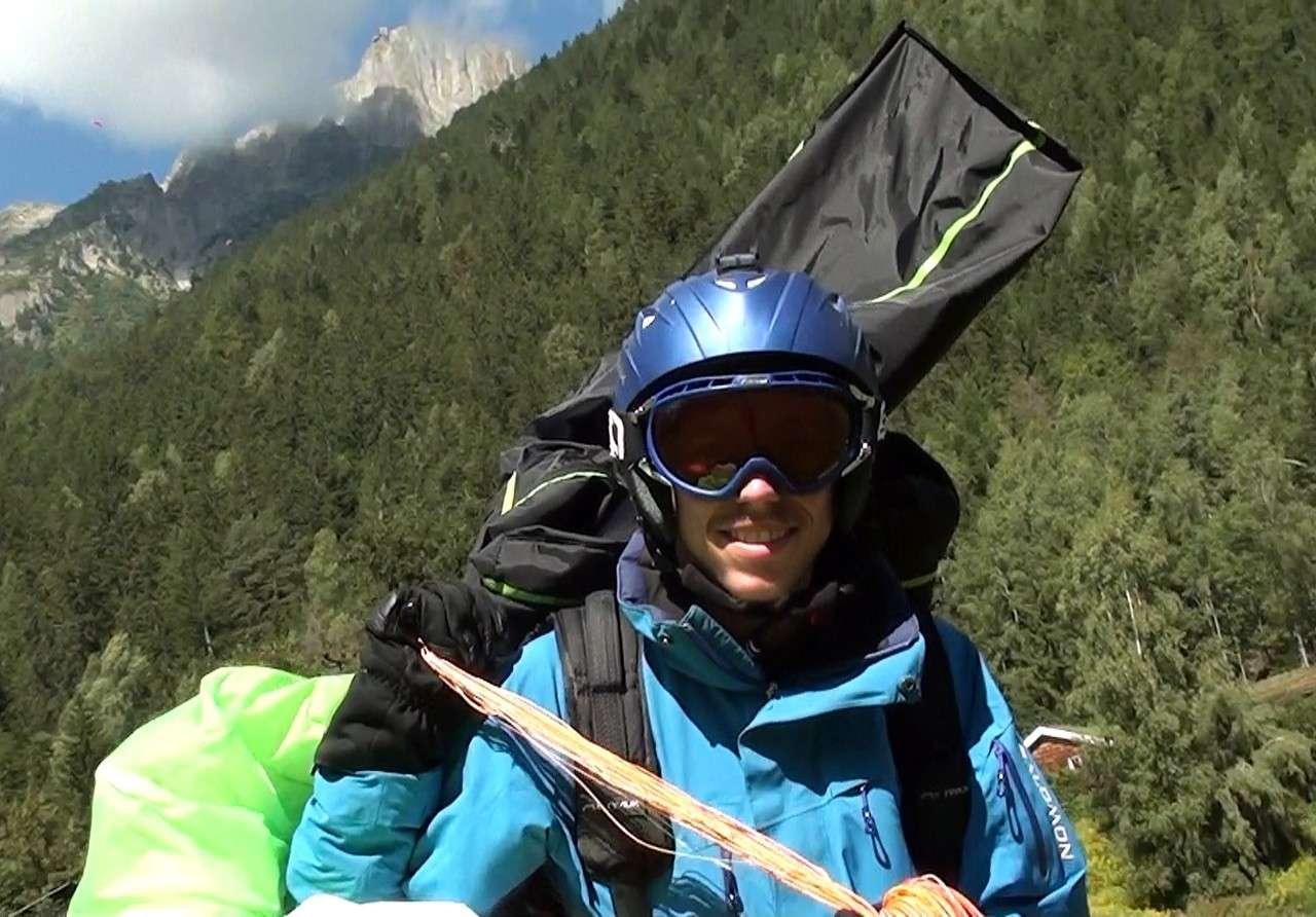 Le Vol libre dans le massif du Mont Blanc Image610