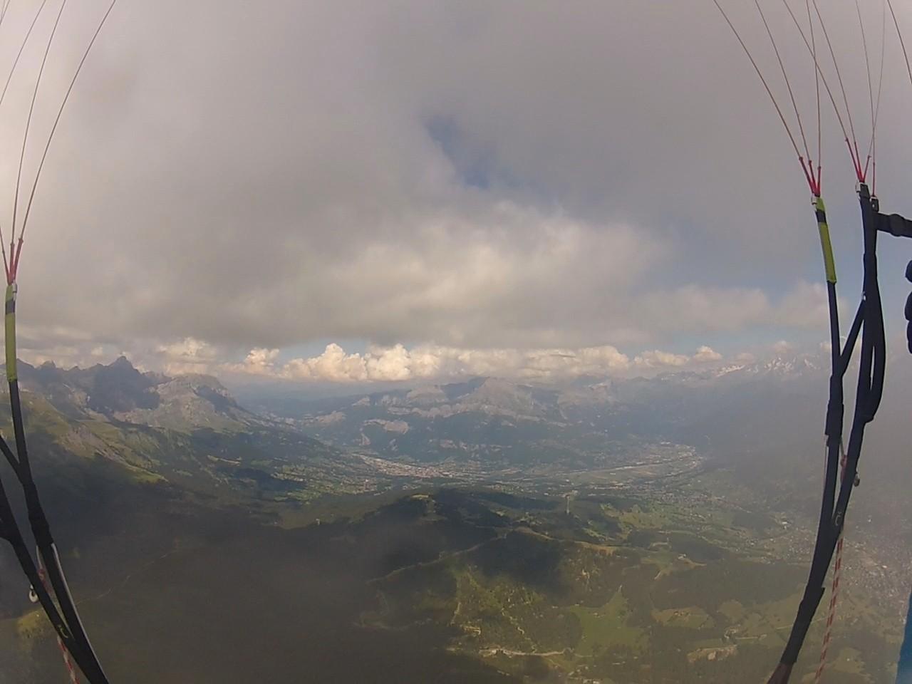 Tours de la Vallée de Chamonix et des Aravis, entre 1050 et 3000 m, par Rémi. Image912