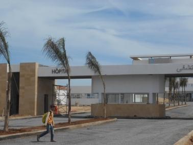 hôpital - 05 août : Début de mise en service du nouvel hôpital  Nouvel12
