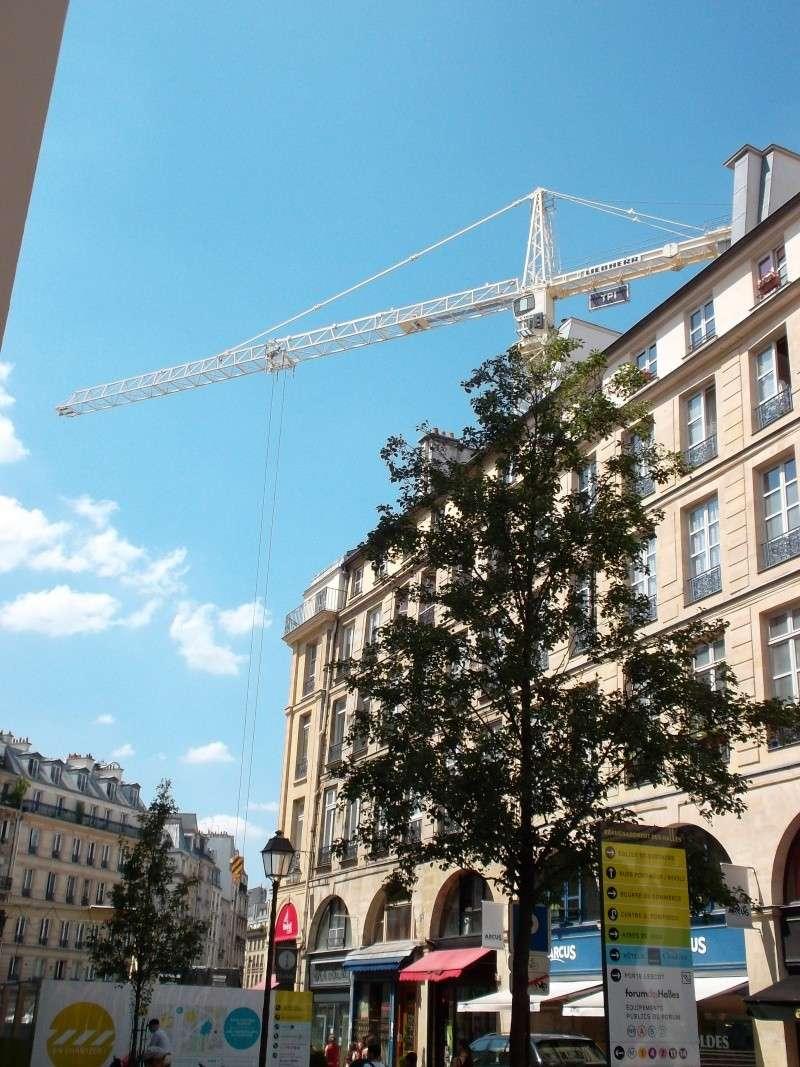 Réaménagement des Halles de Paris Sam_1818