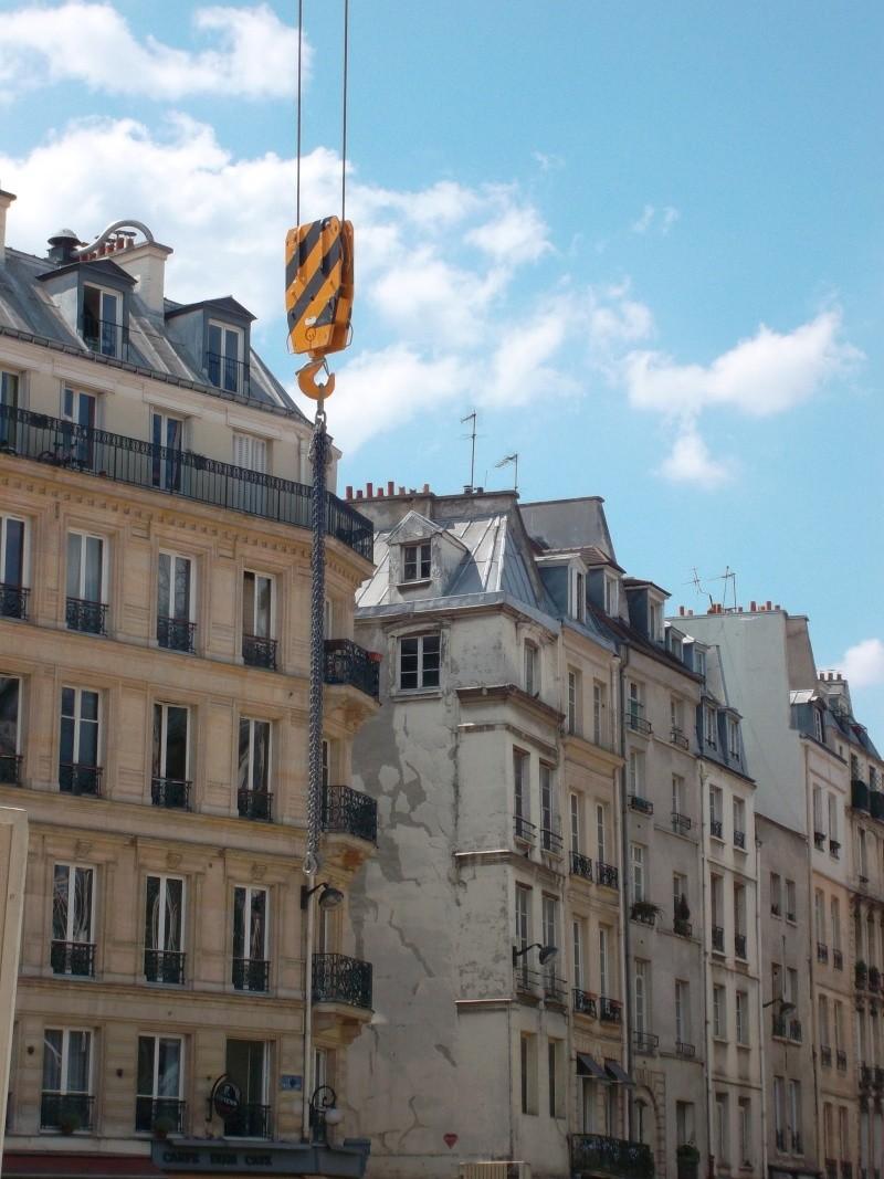 Réaménagement des Halles de Paris Sam_1821