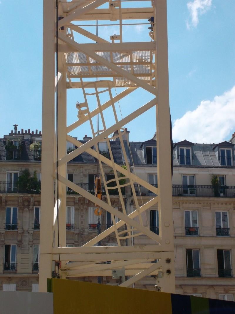 Réaménagement des Halles de Paris Sam_1823