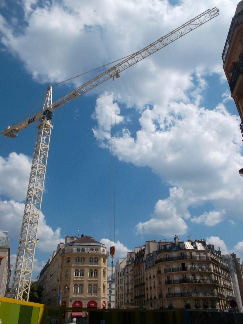 Réaménagement des Halles de Paris Sam_1827