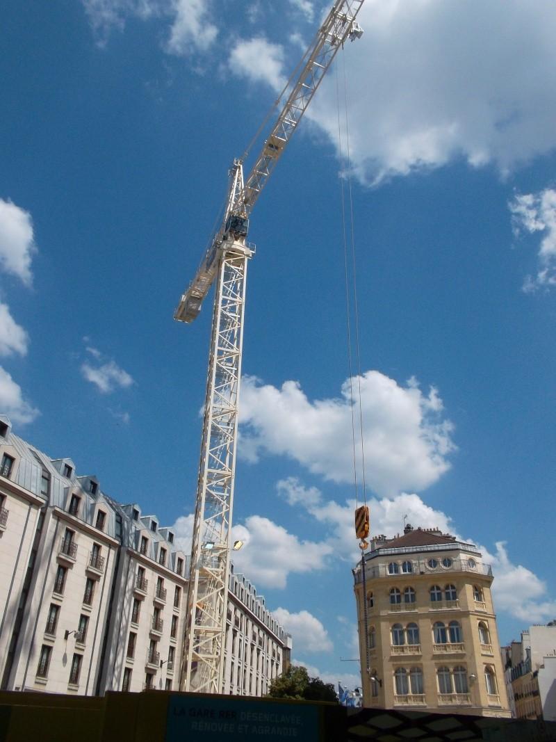 Réaménagement des Halles de Paris Sam_1828