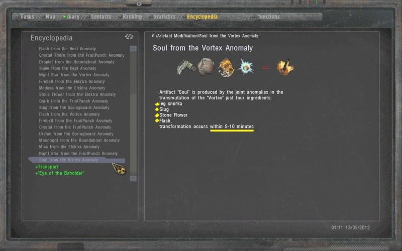 Quests of trader SYAK ( MAX ) Xr_3da18