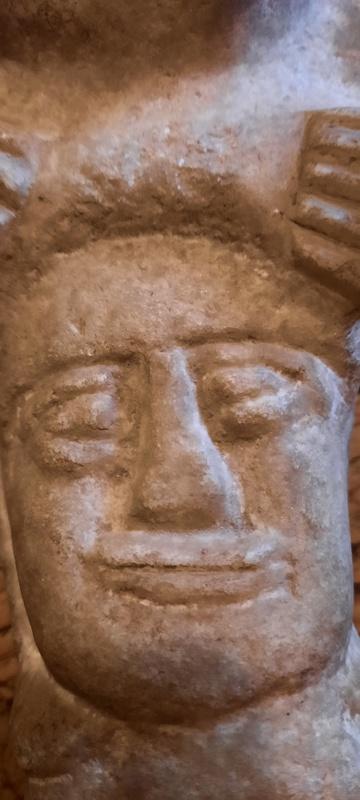 sculpture en pierre  idole????  20201221