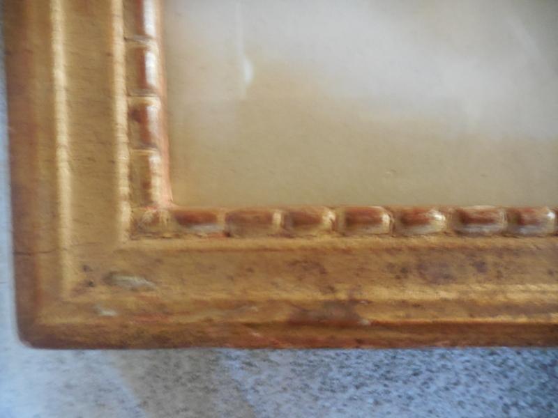 aquarelle  monogrammée   suprématisme,constructivisme  début xx Dscn0927