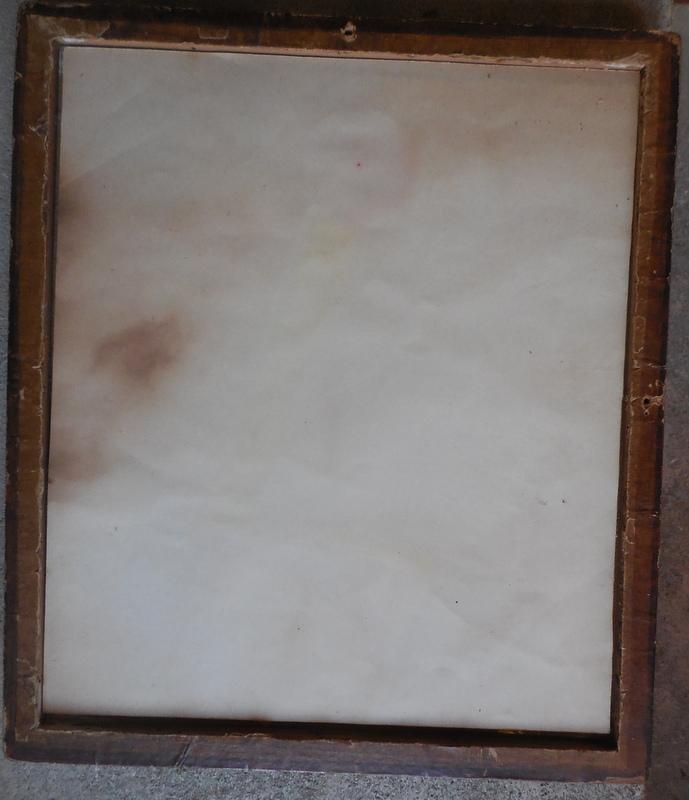 aquarelle  monogrammée   suprématisme,constructivisme  début xx Dscn0930