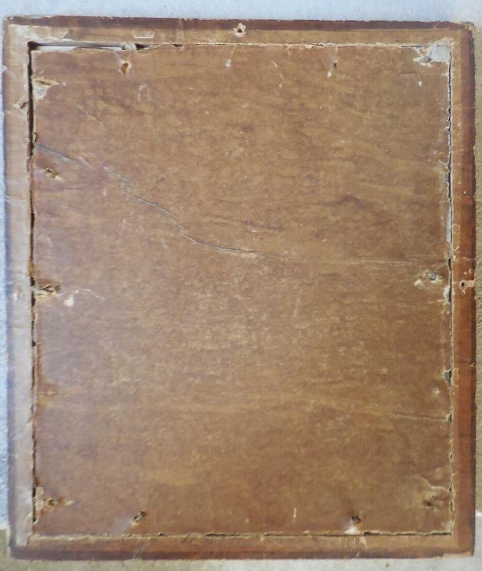 aquarelle  monogrammée   suprématisme,constructivisme  début xx Dscn0933
