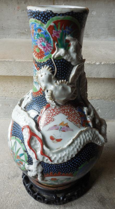 vase en porcelaine chinois ou japonais?? Dscn1611