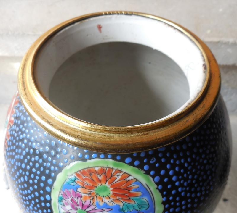 vase en porcelaine chinois ou japonais?? Dscn1619
