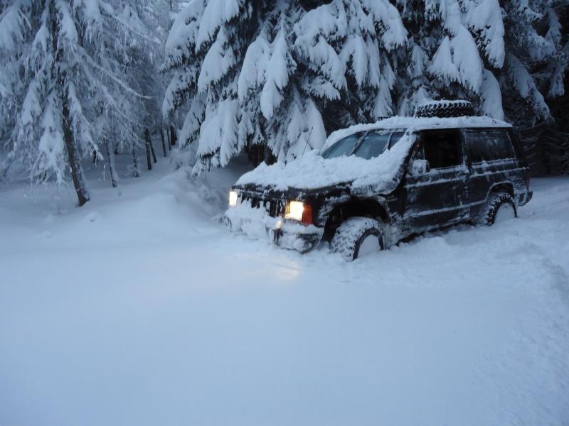 Vacance en Jeep ! Sport d'hiver  4x4_da10