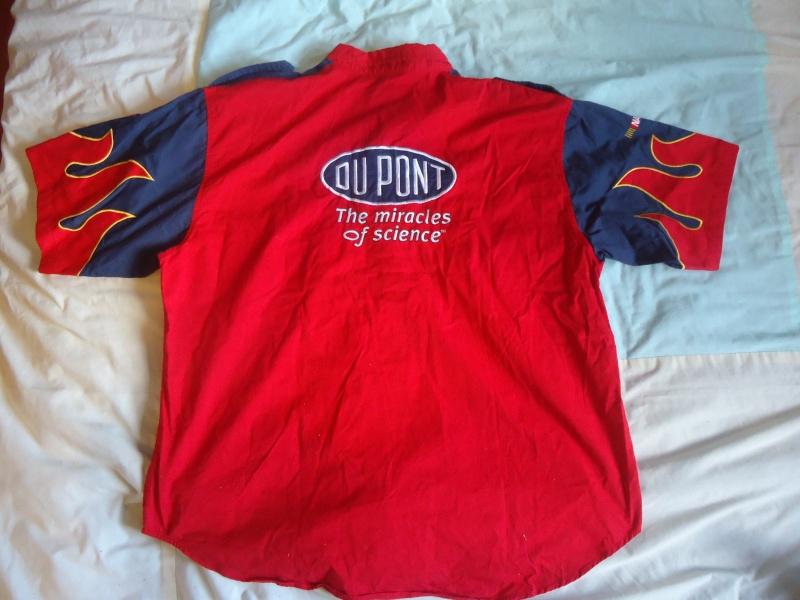 chemise NASCAR Dsc03219