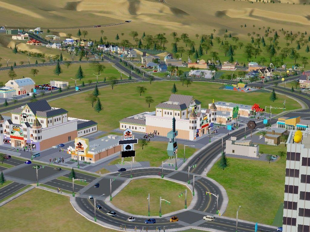 Photos de vos villes SimCity   Spark_12
