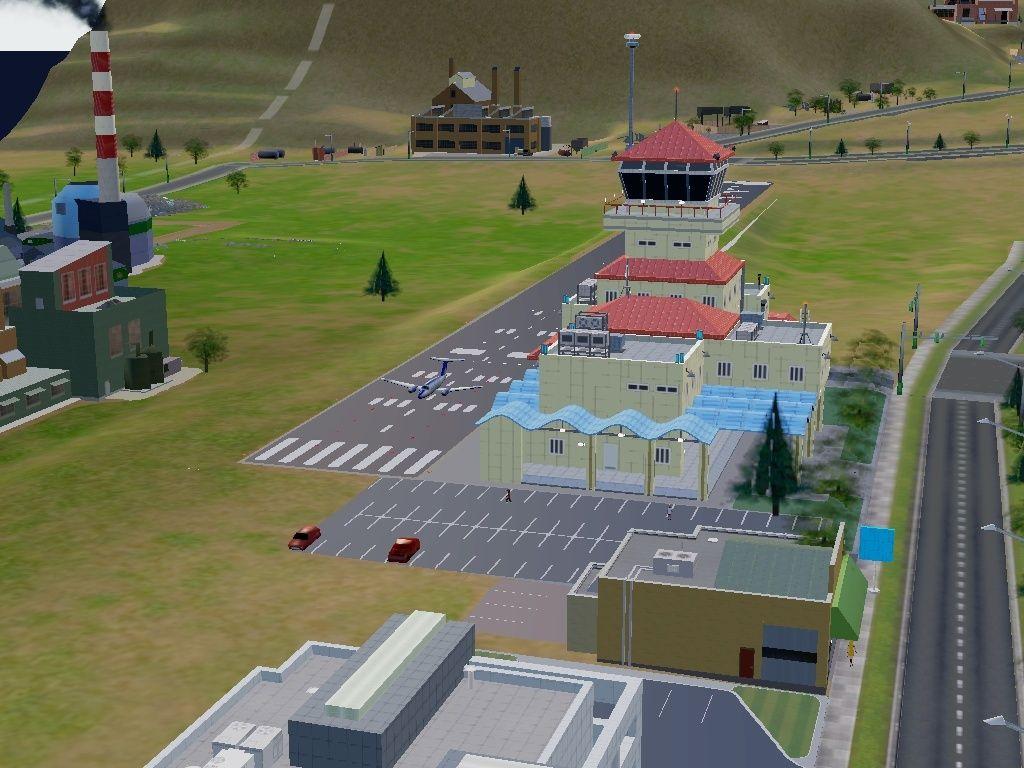 Photos de vos villes SimCity   Spark_13