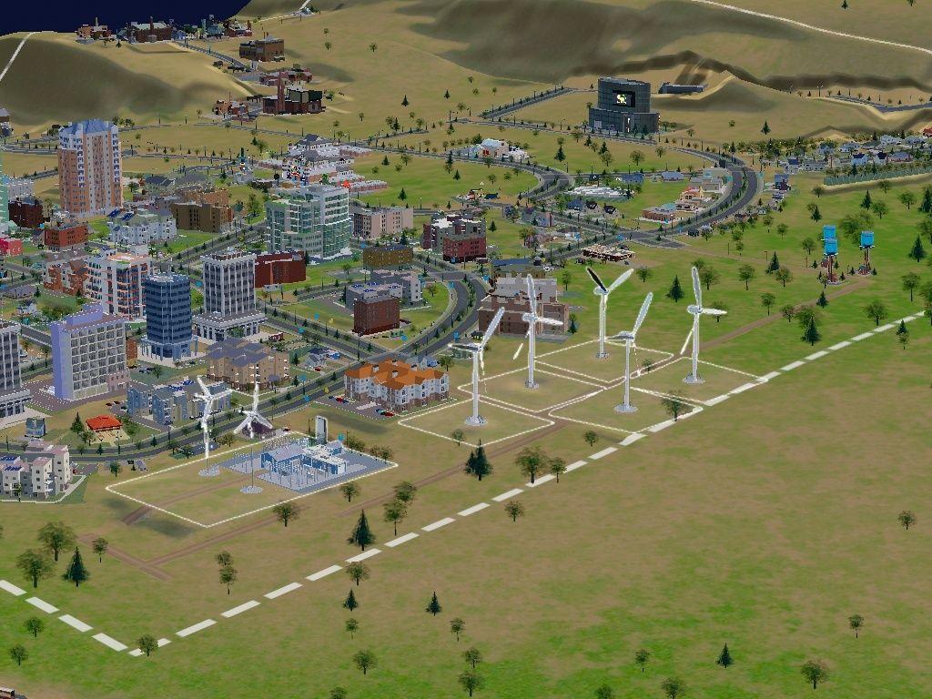 Photos de vos villes SimCity   Spark_14