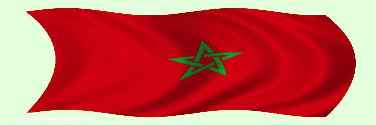 Nous avons un patrimoine a defendre oui, le drapeau et le pays on l'a , il est rouge Mimoun10