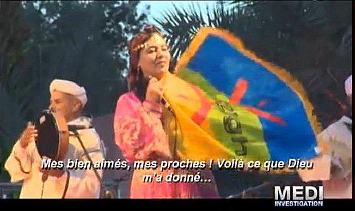 Nous avons un patrimoine a defendre oui, le drapeau et le pays on l'a , il est rouge Mimoun17