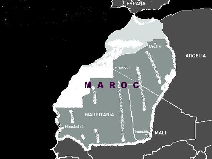 Le Maroc victime, On  nous conteste  ce qu'on est aujourd'hui nous Marocains dont une petite partie continue de supporter le colonialisme de ceux qui font la promotion de la démocratie et la défense des droits de l'homme. Mimoun31