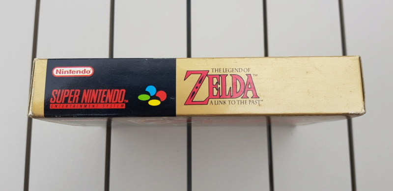VENDU The Legend of Zelda: A Link to The Past 20190819