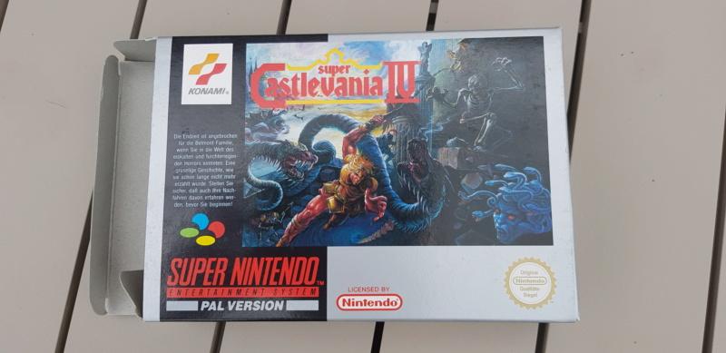 VDS Super Castlevania IV 20190828