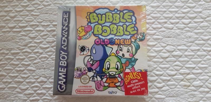 VDS Bubble Bobble GBA 20190922