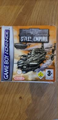 VDS Jeu GBA: Steel Empire 20200822