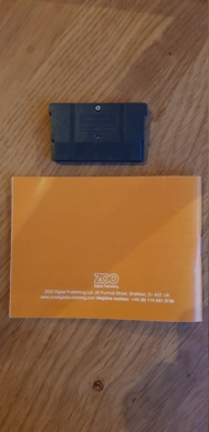 VDS Jeu GBA: Steel Empire 20200826