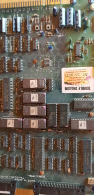 [VENDU] PCB Double Dragon II 20200919