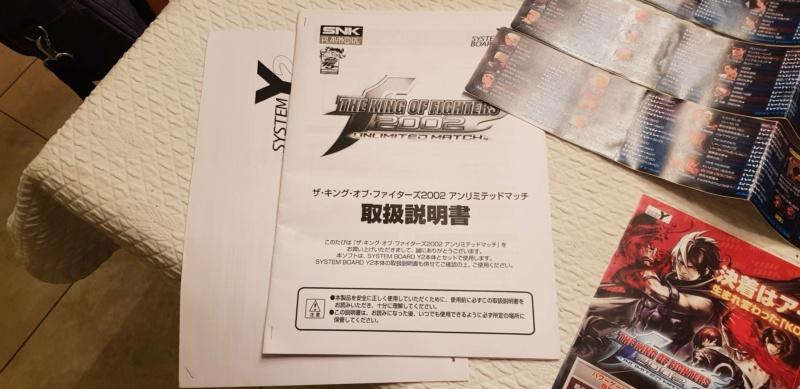 [VDS] KOF02 UM Version JAP 20201028