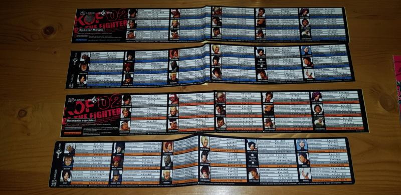 [Vendus] MVS Full Kit KOF98, KOF02 20210181