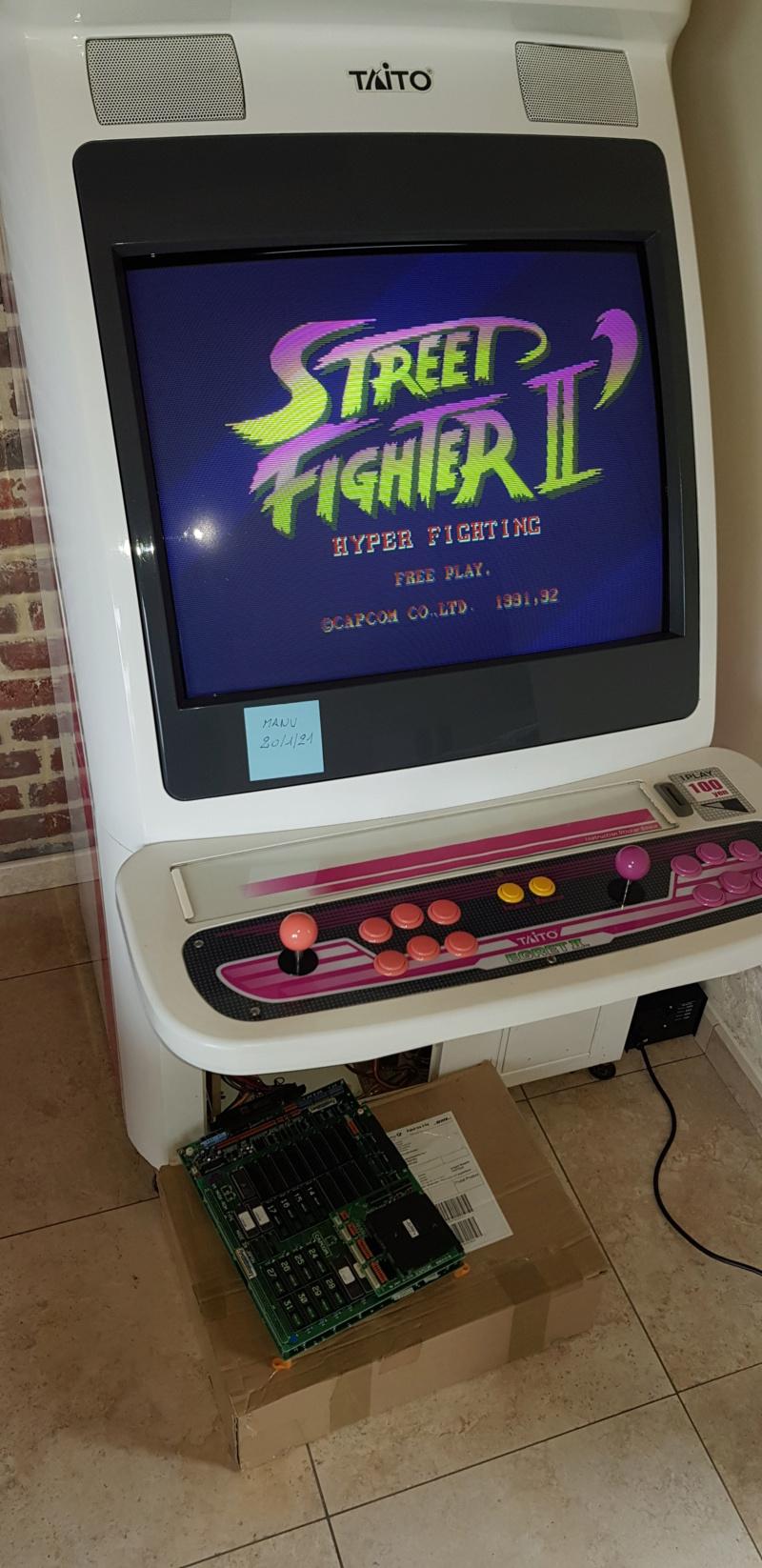 [Vendu] Street Fighter II' Hyper Fighting 20210186