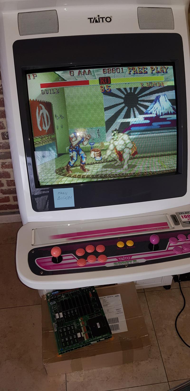 [Vendu] Street Fighter II' Hyper Fighting 20210187
