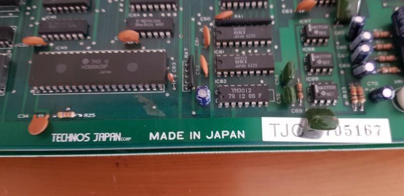 [VDS] PCB Double Dragon 20210310