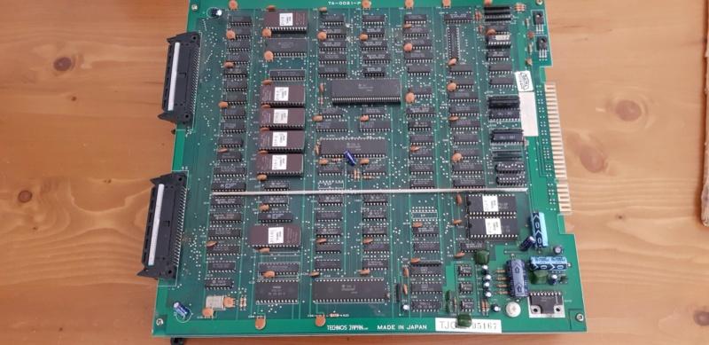 [VDS] PCB Double Dragon 20210312
