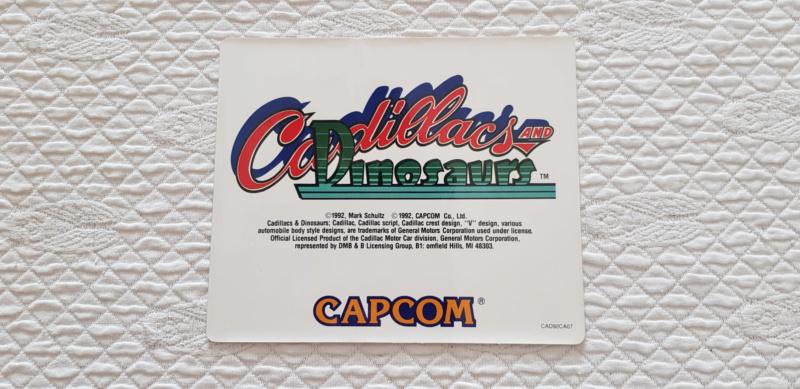 [Vendu] Cadillacs and Dinosaurs Cadillacs Kyouryuu-Shinseiki 20210323