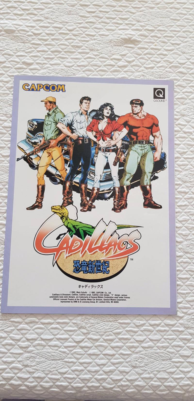 [Vendu] Cadillacs and Dinosaurs Cadillacs Kyouryuu-Shinseiki 20210328