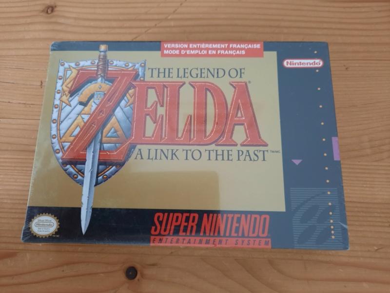 [Estim] Zelda 3 SNES 20210711