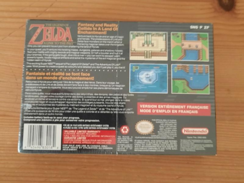 [Estim] Zelda 3 SNES 20210713