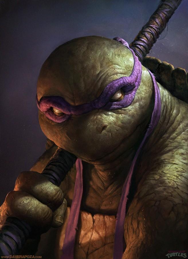 """Teenage Mutant Ninja Turtles"" -> Topic generaliste Donate10"