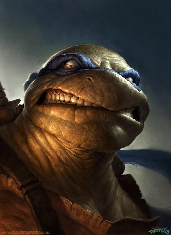 """""""Teenage Mutant Ninja Turtles"""" -> Topic generaliste Leonar10"""