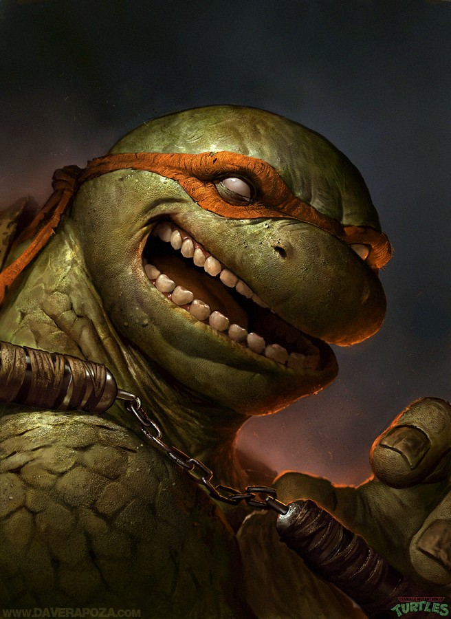 """Teenage Mutant Ninja Turtles"" -> Topic generaliste Michel10"