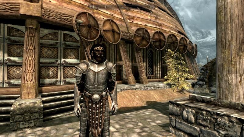Skyrim!  ( The elder scrolls V ) * Fuss Roh Da!!!! * Tesv_213