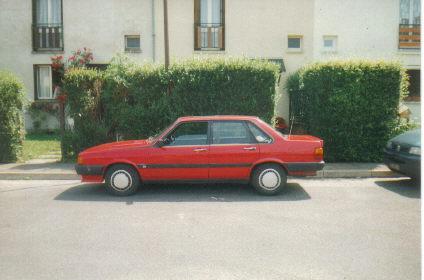 Audi 80 GT de 1986 Audi8010