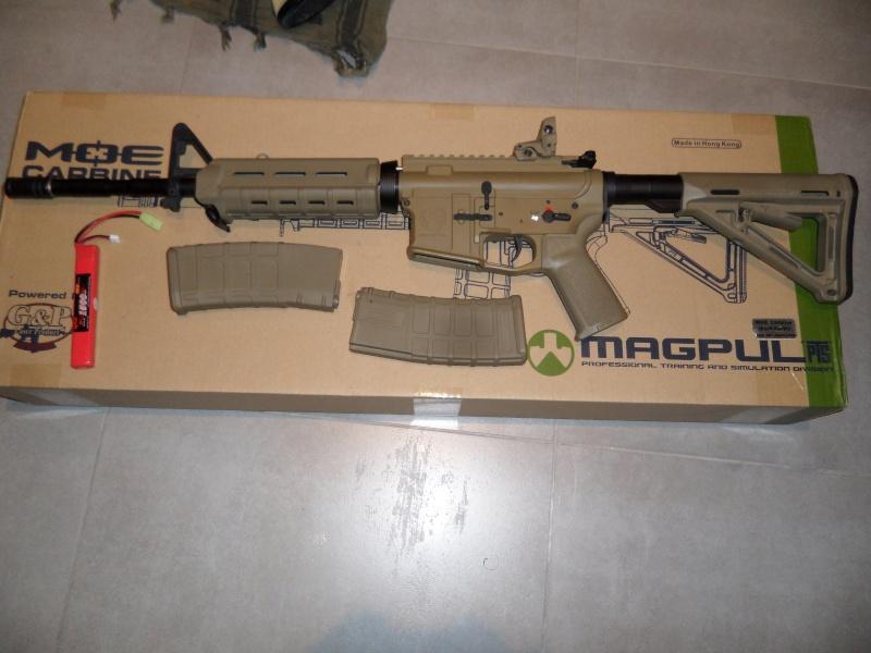 M4 G&P MAGPUL  Dark heart Renforcer !   VENDU Sam_5811