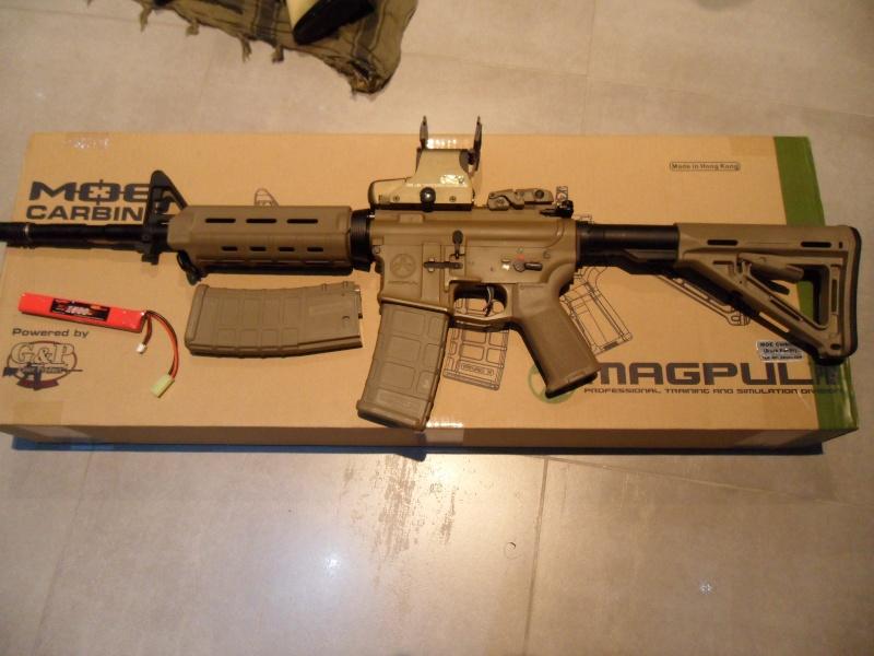 M4 G&P MAGPUL  Dark heart Renforcer !   VENDU Sam_5812