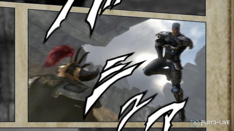 Fist of the North Star : Ken's Rage 2 Fist-o15