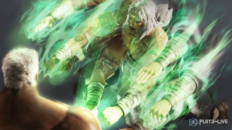 Fist of the North Star : Ken's Rage 2 Fist-o16
