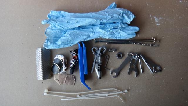 Quel matériel pour le cyclo-camping en Brompton ? - Page 4 Dsc04111